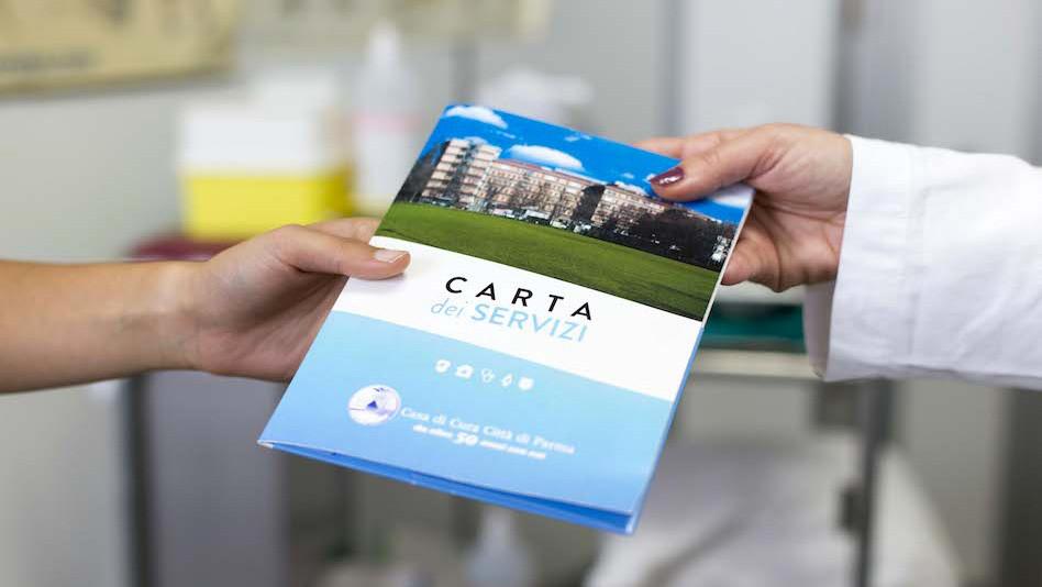 Casa di Cura Città di Parma: info utili