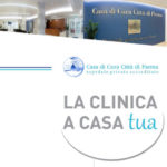 La clinica a casa tua. Visite mediche ed esami a domicilio a Parma.