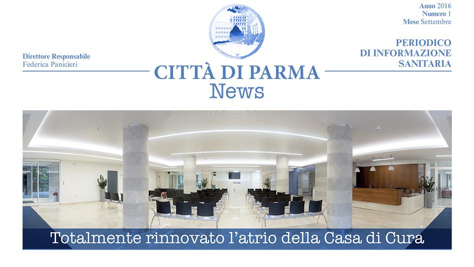 Città di Parma news