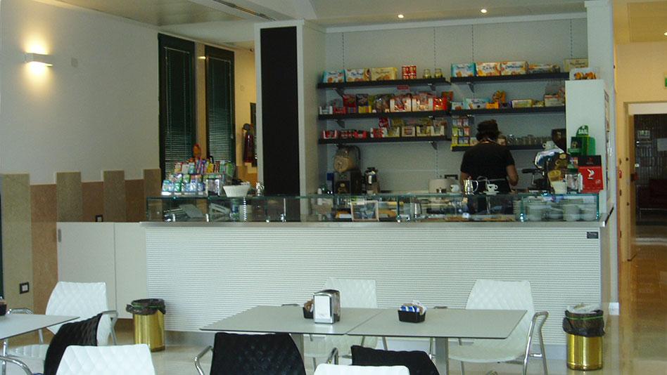 Inaugurato il nuovo bar ristorante della Casa di cura