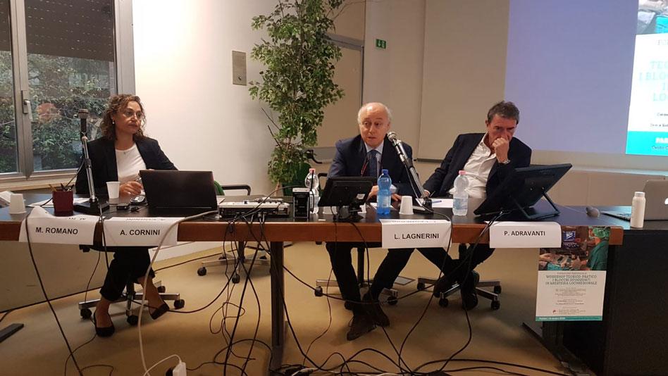 I blocchi ecoguidati in anestesia loco-regionale: corso alla Città di Parma