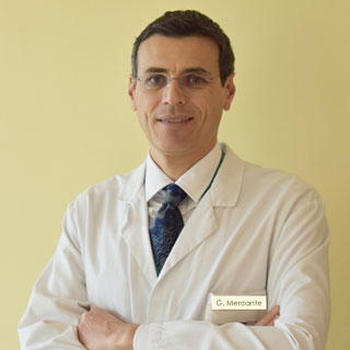 Prof Giuseppe Mercante, otorinolaringoiatria