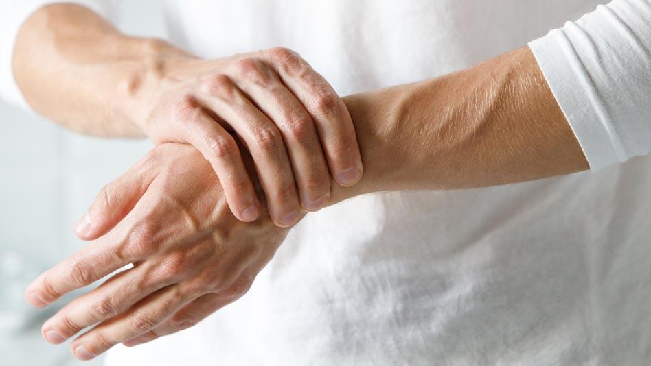 La sindrome del tunnel carpale: dalla diagnosi alla terapia